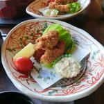 田里津庵 - 究極の牡蠣フライ