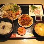 トルネードカフェ - 料理写真:本日のランチ(750円)