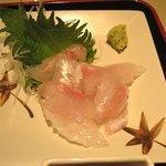 トルネードカフェ - 桜鯛造り