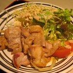トルネードカフェ - 鶏焼肉
