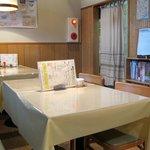 トルネードカフェ - 店内②