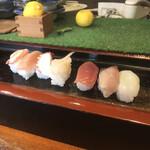 一丁寿し - 寿司ランチ