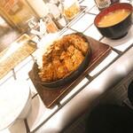 東京トンテキ - 特大トンテキ定食