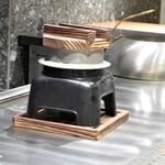 鉄板創作りあん - 羽釜炊きご飯