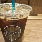 タリーズコーヒー - アイスコーヒーT(390円)