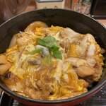 炭焼親子丼の店 鶏玉 - 料理写真: