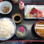 すぎ原 - ご飯大盛り+50円