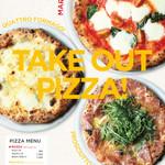UPMARKET PIZZA&CAFE - メニュー写真: