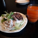 マコ マコ - 野菜ミックスジュース旨し‼️