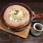 カフェコストリコ - 料理写真:TORICOぱん\850+税