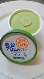シャトレーゼ - 糖質70%カットのアイス 宇治抹茶