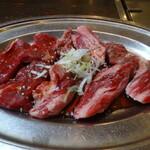 焼肉トザワ - 料理写真:カルビミックス