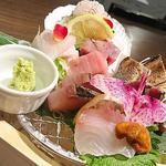 日本酒と創作和食 寿司 真気 -