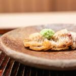 緒方 - 琵琶湖の鰻の白焼き