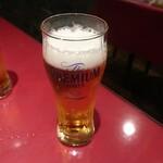 四五六菜館 - 生ビール