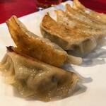 中国料理 四川  - 焼き餃子
