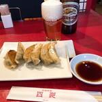 中国料理 四川  - 餃子とビール