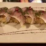 永福町 ichi - 軽く炙った鯖のマリネ