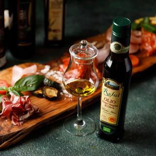 料理とワインの組み合わせ+オリーブオイル!?