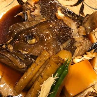 魚本来の旨味をお楽しみ頂けます。