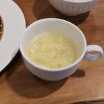 マジックス・キッチン - 玉子スープ