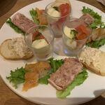 銀座ワイン食堂 パパミラノ -