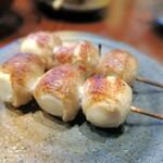 121513574 - 野菜巻き串(うずら)