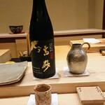 121513582 - 三重県の而今の蔵元が醸す高砂松喰鶴純米大吟醸