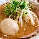 すすきの亭 - 味噌焼豚+煮卵