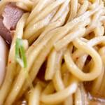 すすきの亭 - 味噌焼豚麺