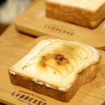 レブレッソ - 料理写真:シナモン&ハニーアップルバター