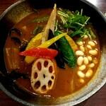 Rojiura Curry SAMURAI. - スープ