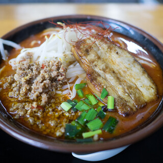 爆王 - 料理写真:しびれベトコンラーメン