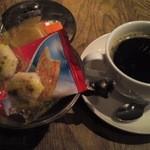 12152244 - 食後のコーヒー(無料)