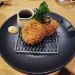 米料理 心米 - 和牛のメンチカツ