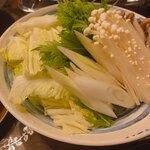 121520783 - お野菜たっぷり