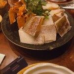 博多ノ飯場なごみ - 鱈と蟹、4人前