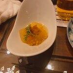 博多ノ飯場なごみ - 冬瓜のお浸しだと思う?