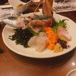 博多ノ飯場なごみ - 鯖のお刺身としめ鯖