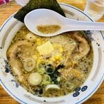 チャーシュー力 - 料理写真:さそり固めの味噌