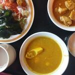 アジアン・インド・ネパールレストラン ヒマラヤ -