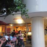 Arancino di Mare - お店はワイキキマリオットホテルの一階にあります。