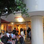 Arancino di Mare - ワイキキマリオットホテルの一階にあるイタリアンレストランです。