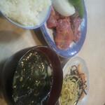 焼肉一力 - 料理写真: