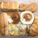 ルパン - 料理写真:今回買ったパン