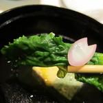 12153153 - 菜の花 吸い物
