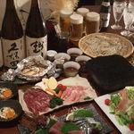 日本酒ダイニング 吉之助 - コース