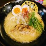 121533902 - 塩鶏白湯(小)+煮卵