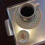 Kissashitsutoutou - コーヒーのお供は、生姜の砂糖漬け