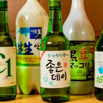 やさい村 大地 - 本場韓国の味!様々な味のマッコリをご用意してお待ちしております